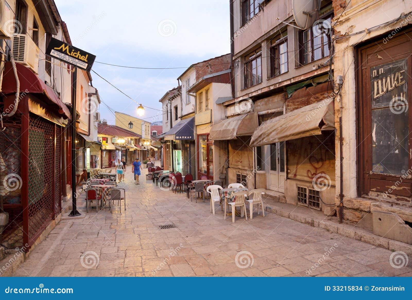 Vecchia Skopje