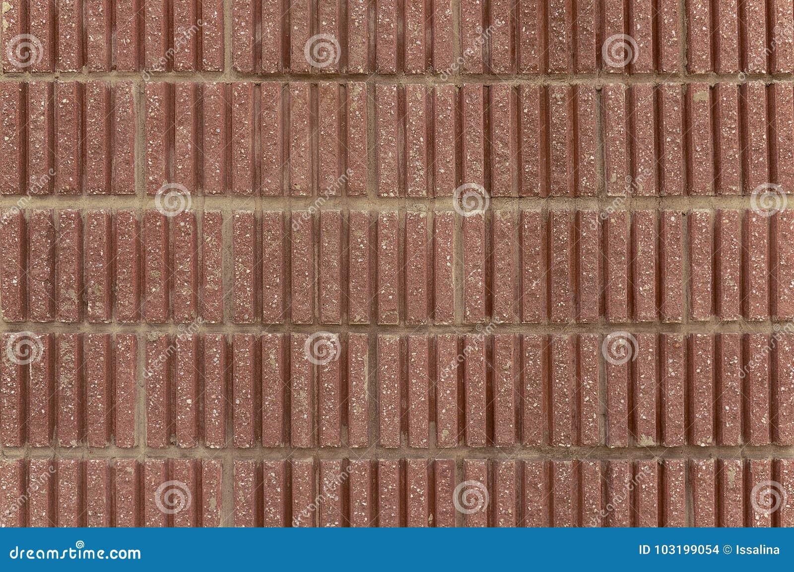 Vecchia struttura rossa del fondo della parete della piastrella di