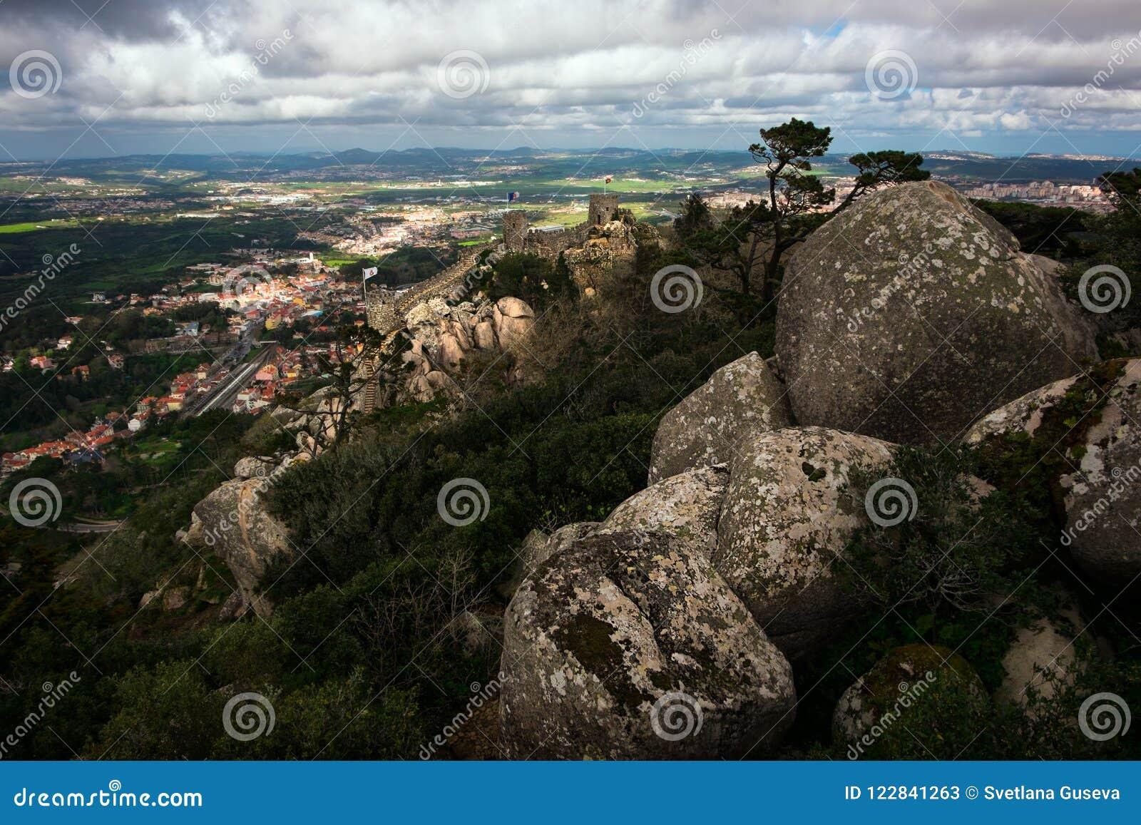 Vecchie pietre di Sintras