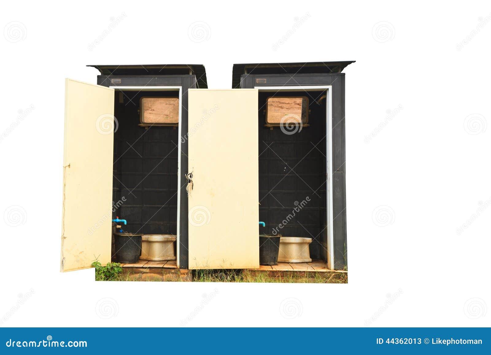 Vecchie toilette