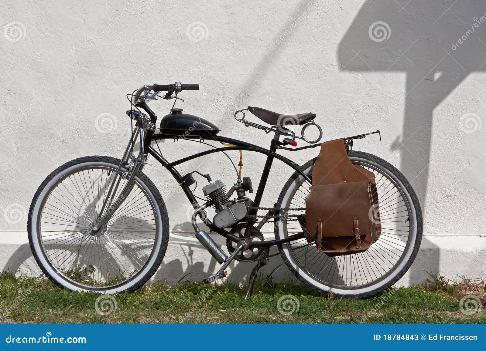 Vecchio ciclomotore
