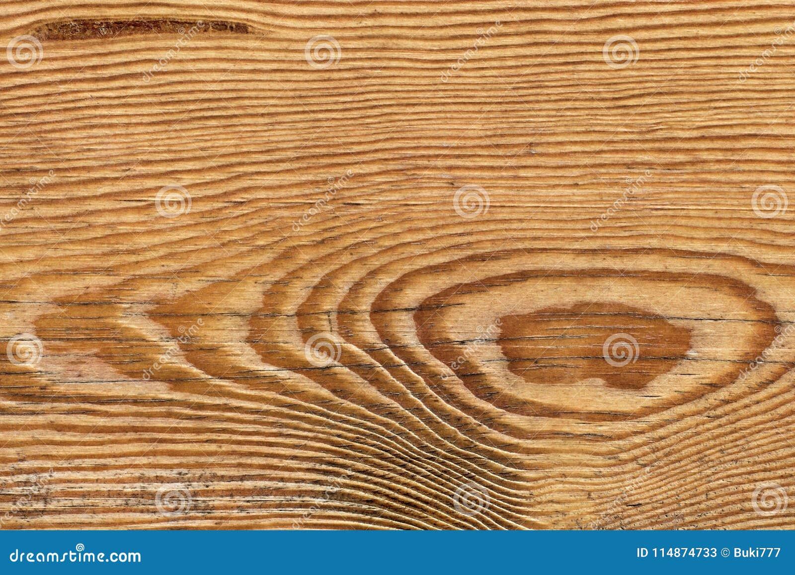 Vecchio dettaglio verniciato annodato stagionato di struttura di lerciume della plancia di Pinewood