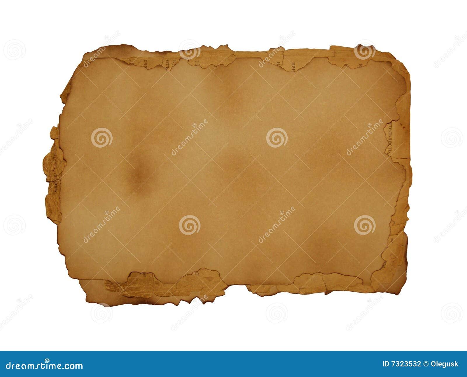 Vecchio di carta