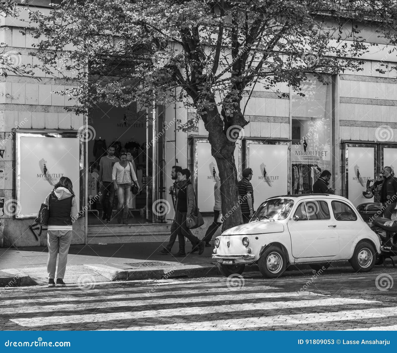 Vecchio Fiat