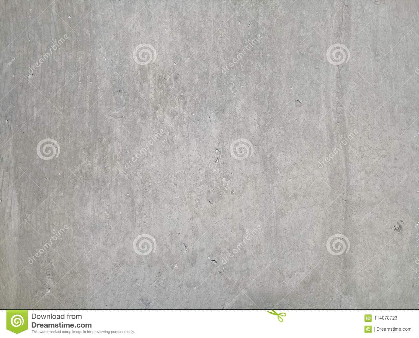 Vecchio fondo in bianco e nero della parete del pavimento di colore del cemento