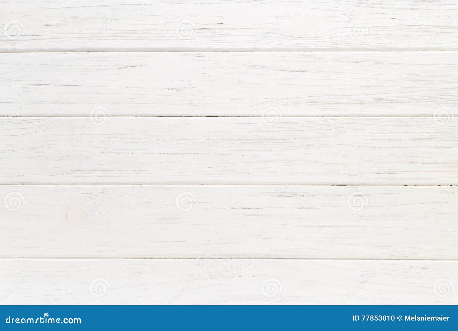 Vecchio fondo di legno bianco