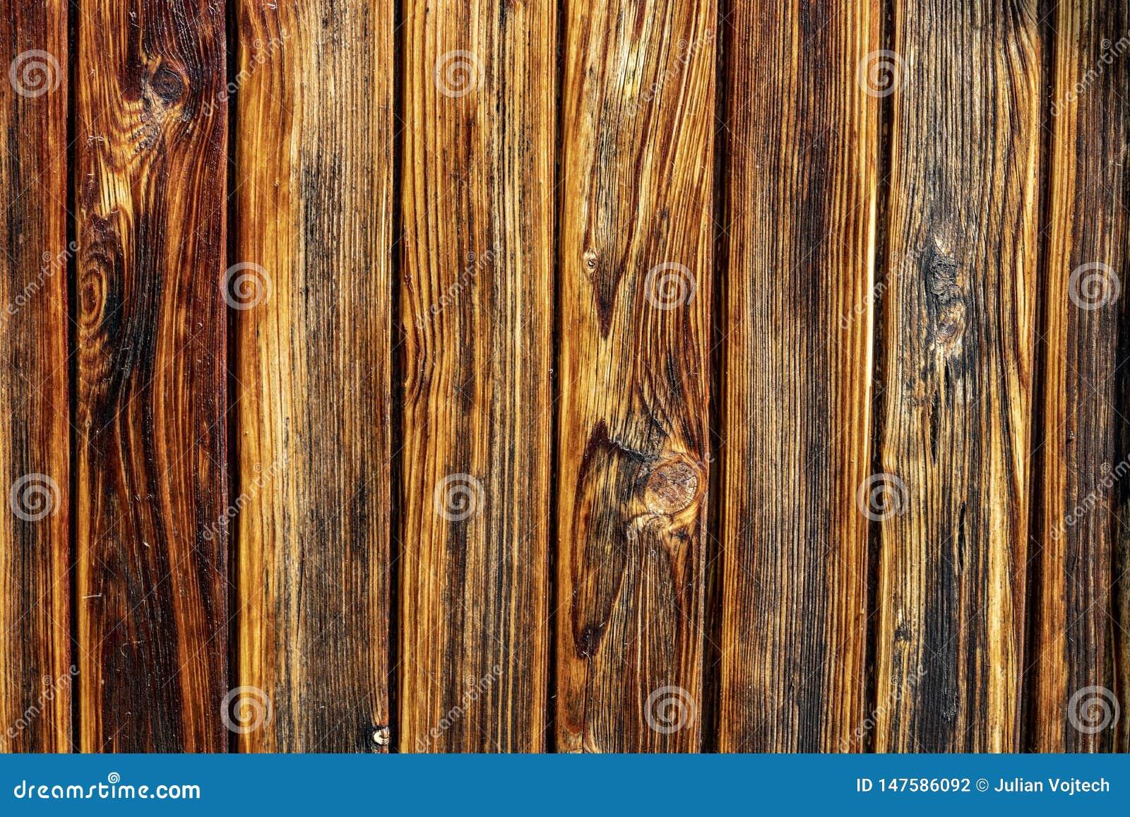 Vecchio fondo di legno scuro e marrone chiaro di struttura