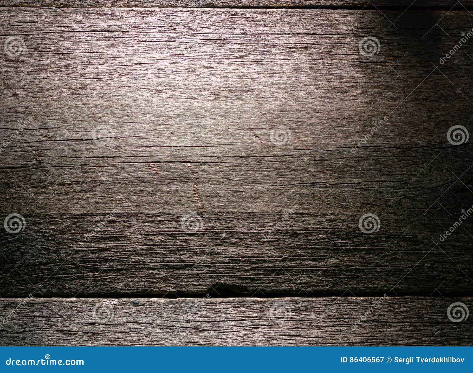 Vecchio legno grezzo annodato incrinato marcio stagionato