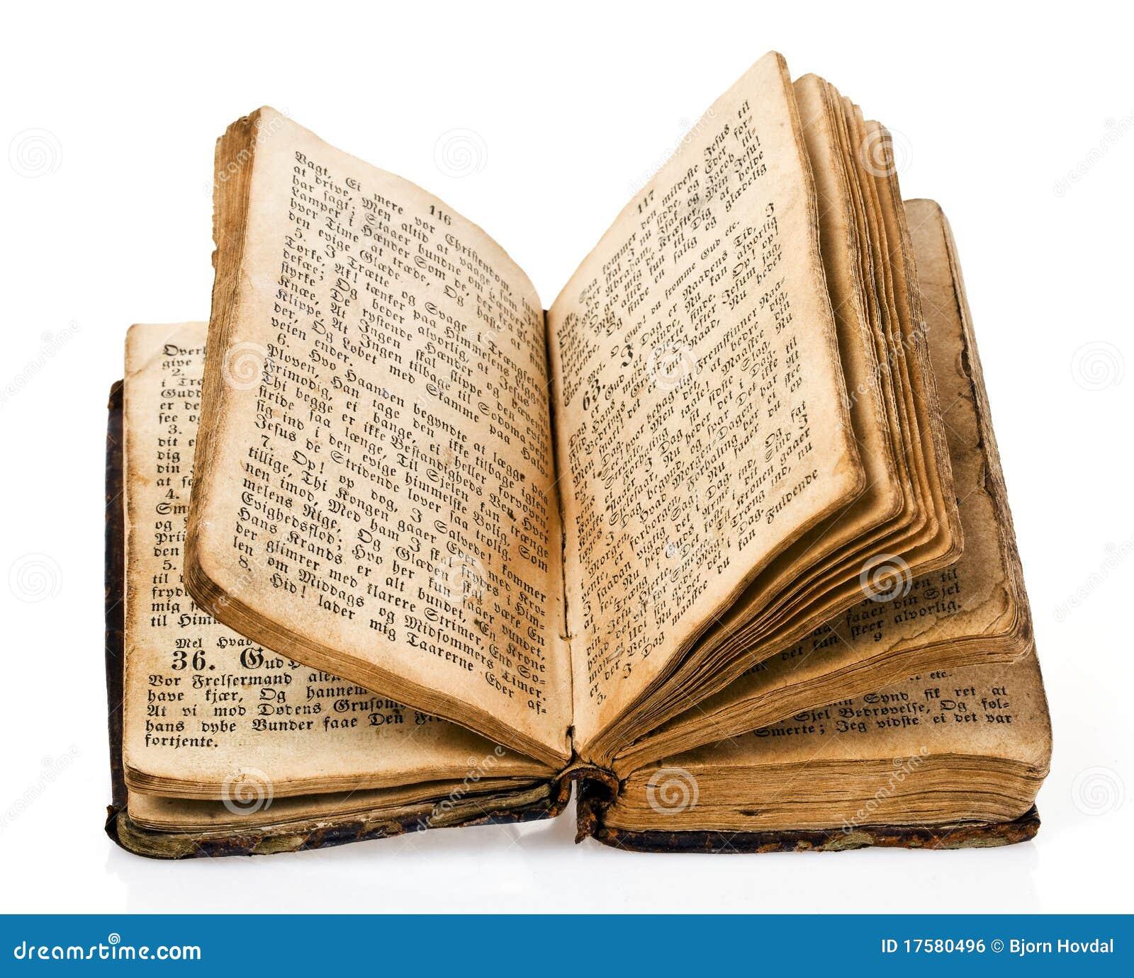 Vecchio libro