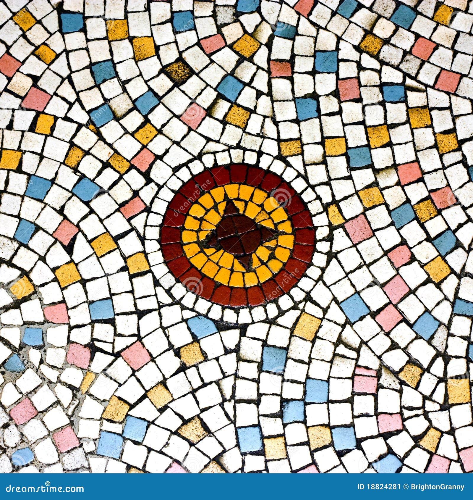 Vecchio mosaico