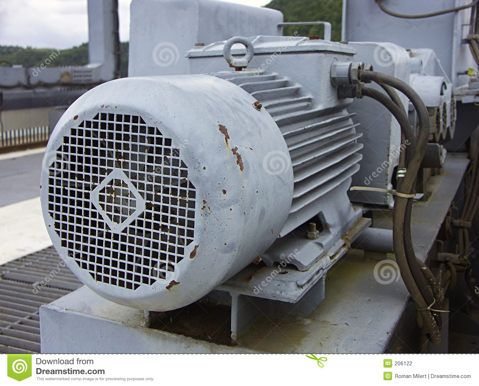 Vecchio motore