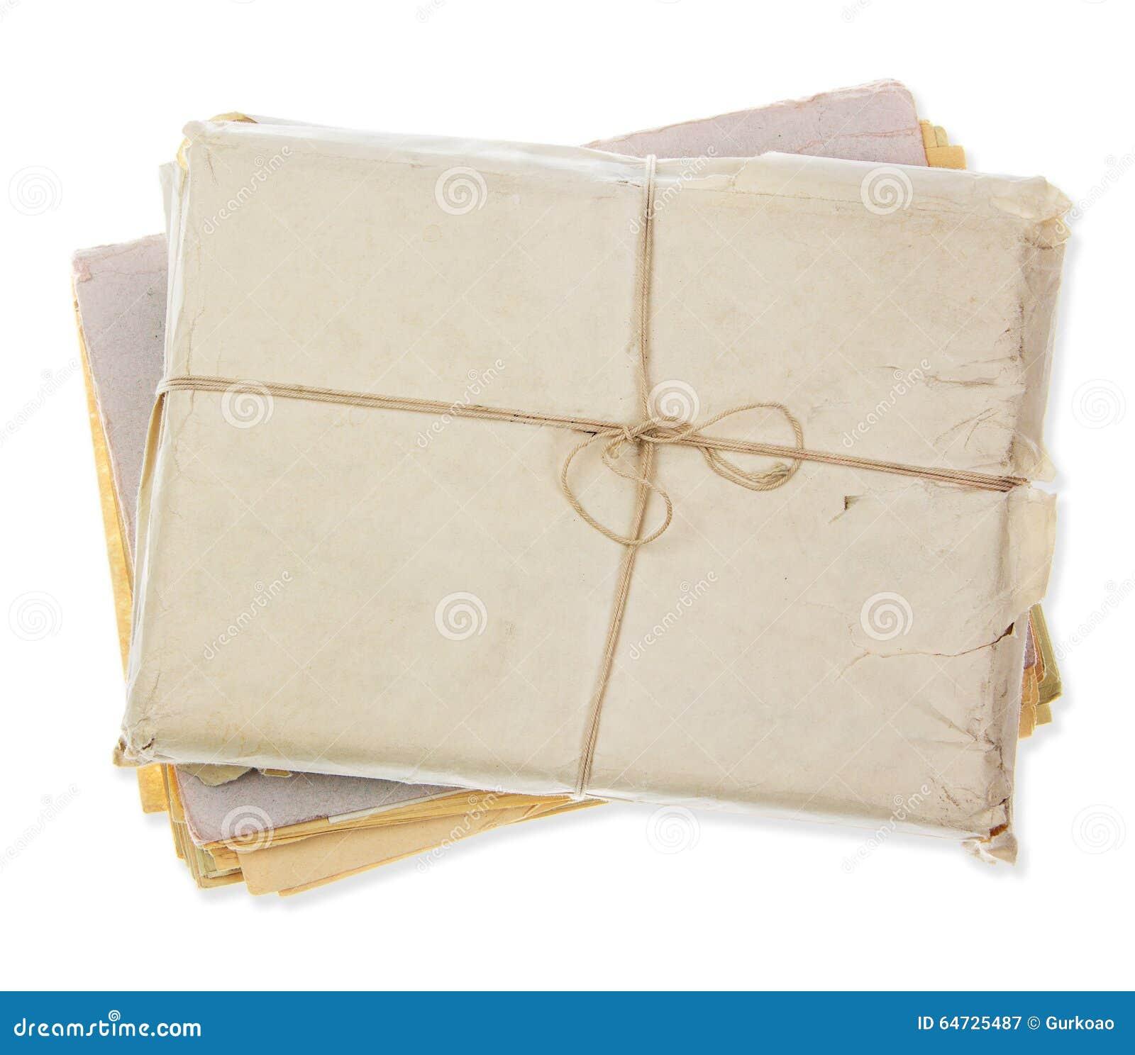 Vecchio pacchetto