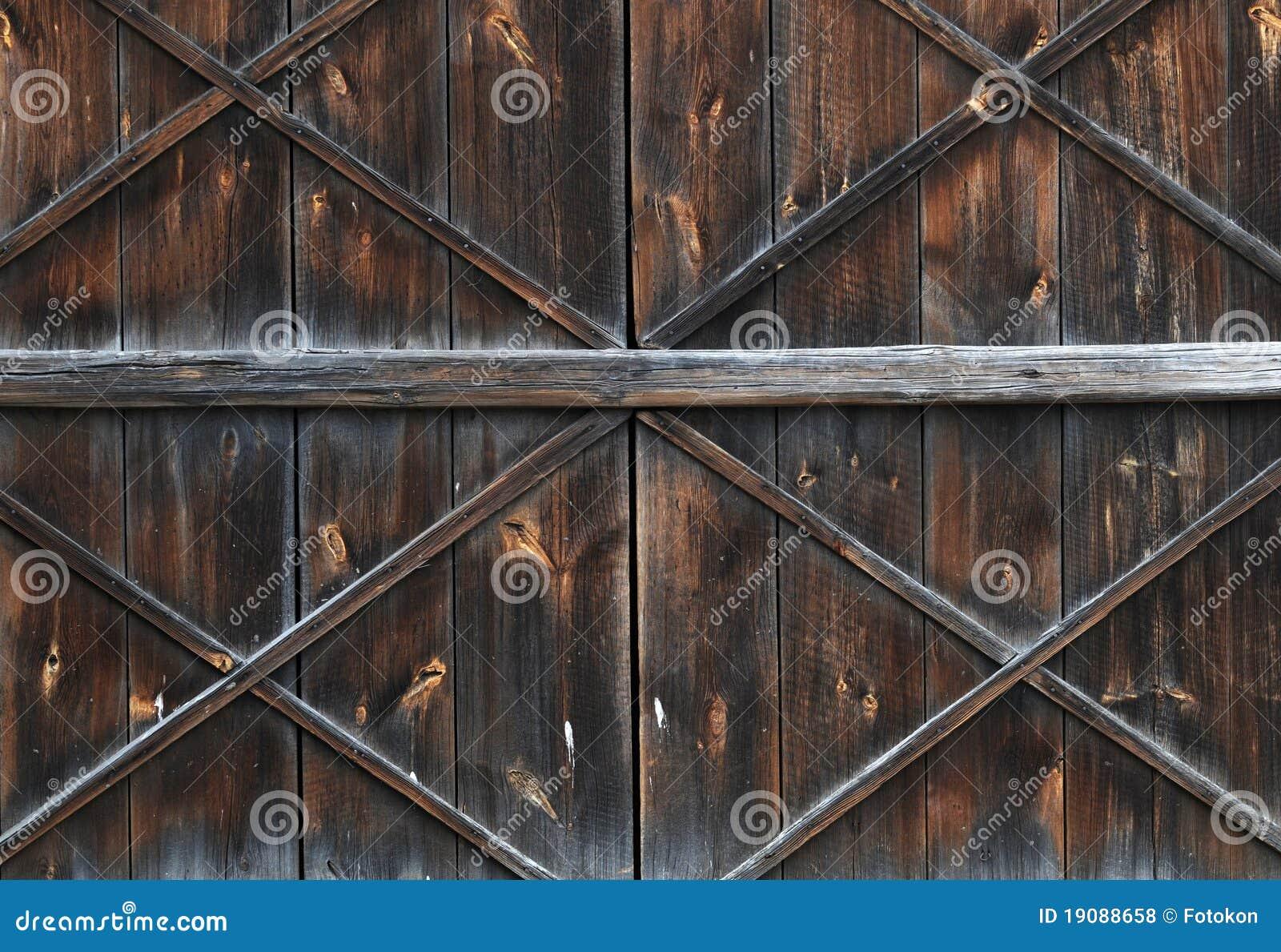 Vecchio portello di granaio