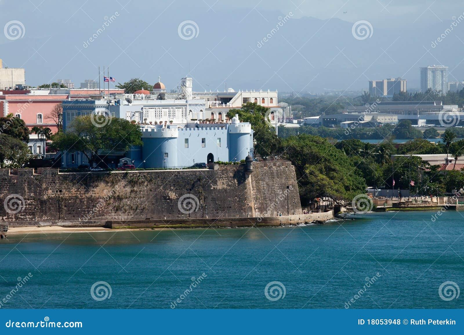 Vecchio San Juan, Porto Rico