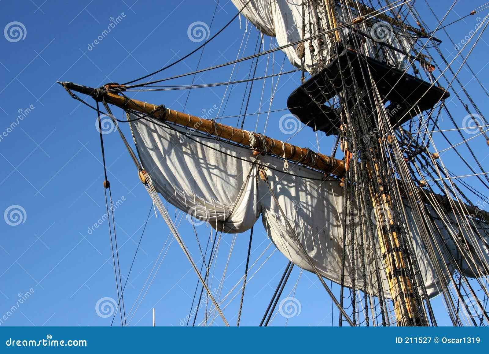 Vecchio tipo schooner