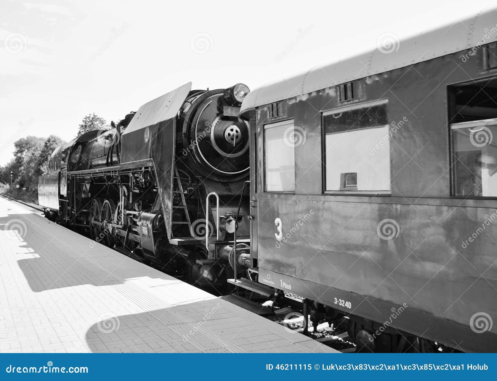 Vecchio treno