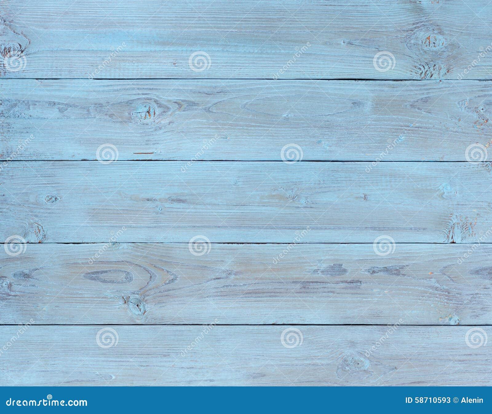 Vecchio verde del fondo, plancia di legno blu