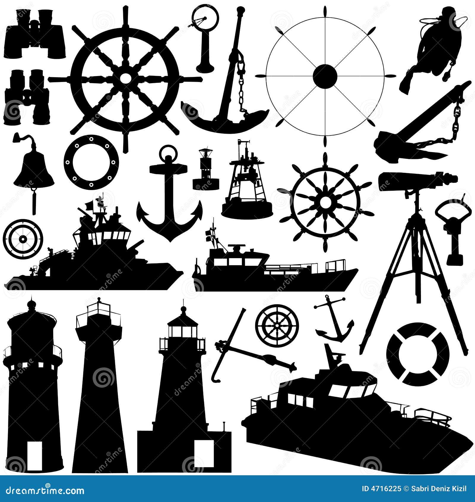 Vecteur d objet de navigation
