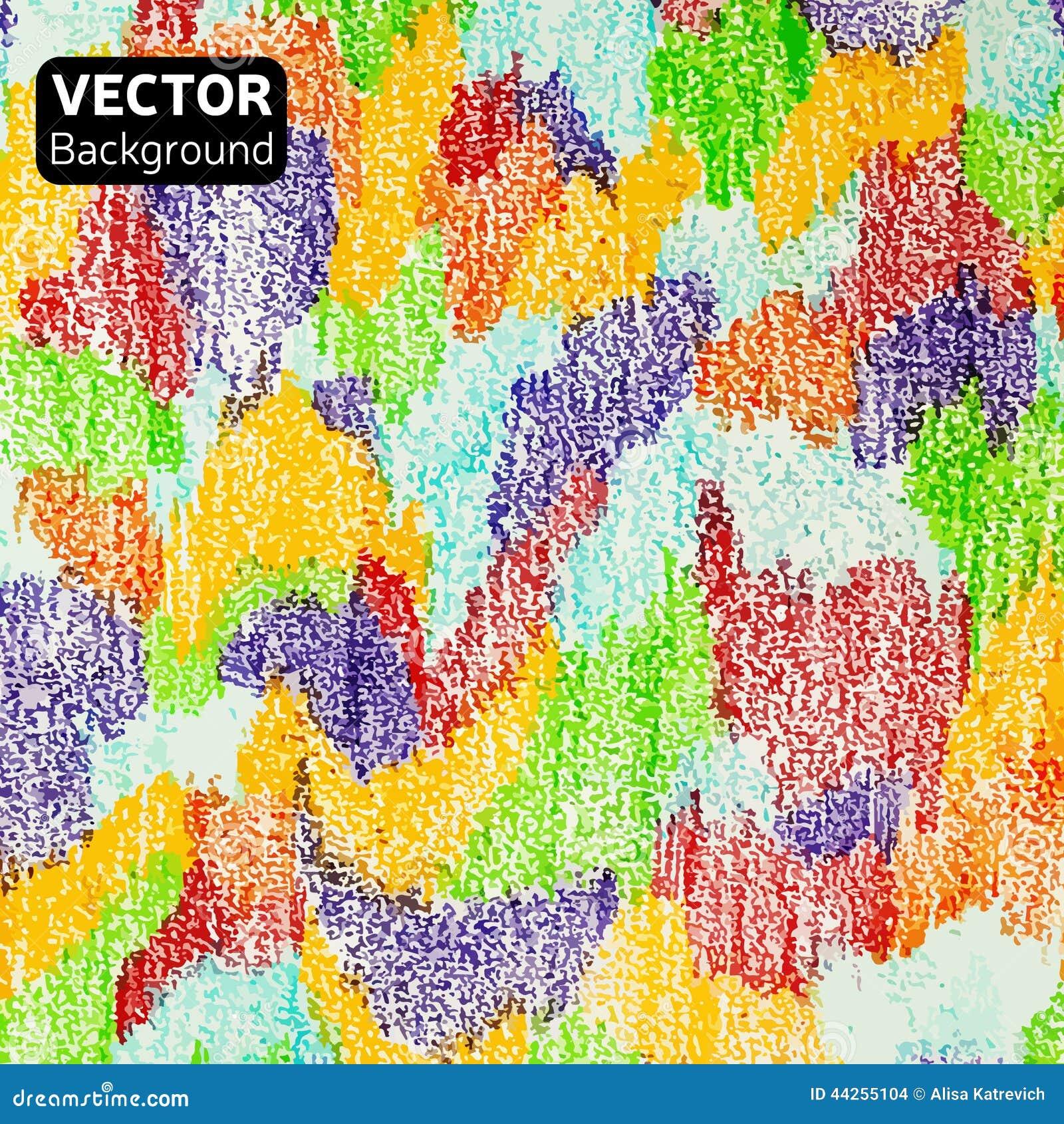 vecteur de fond de dessins au crayon de couleur illustration de vecteur image 44255104. Black Bedroom Furniture Sets. Home Design Ideas