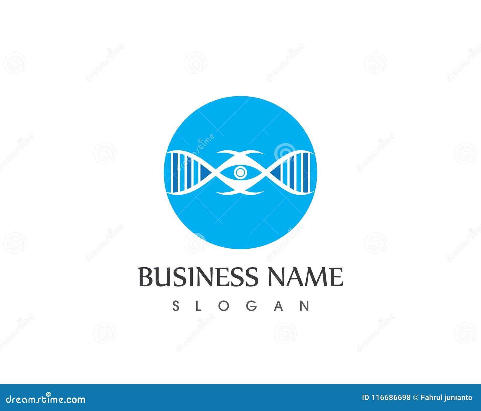 Vecteur de logo de GEN