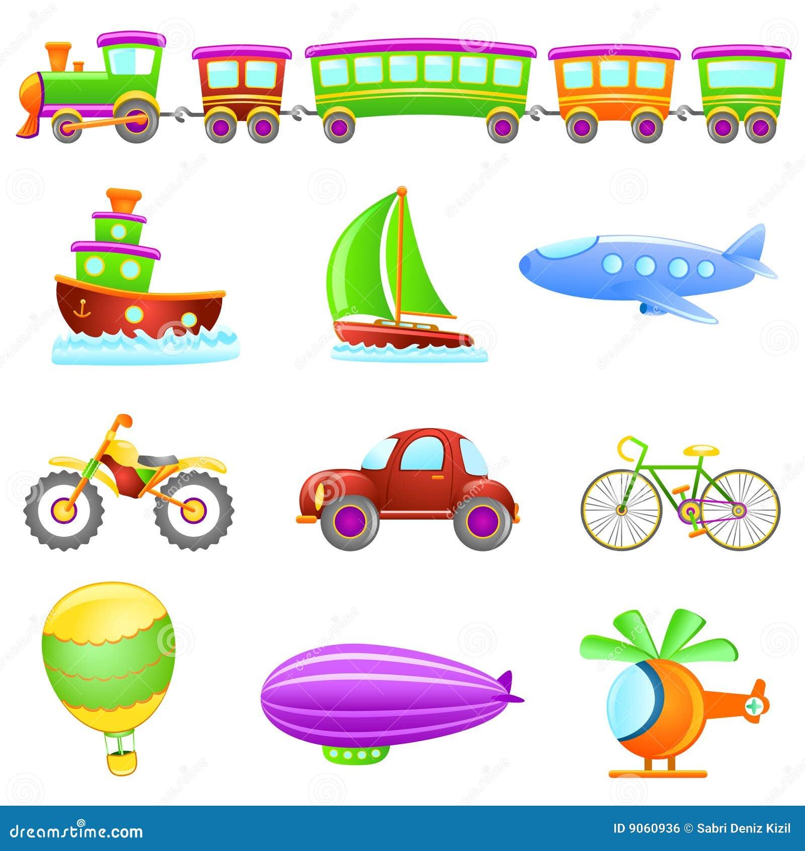 Vecteur de transport de dessin anim image libre de droits image 9060936 - Dessin de transport ...