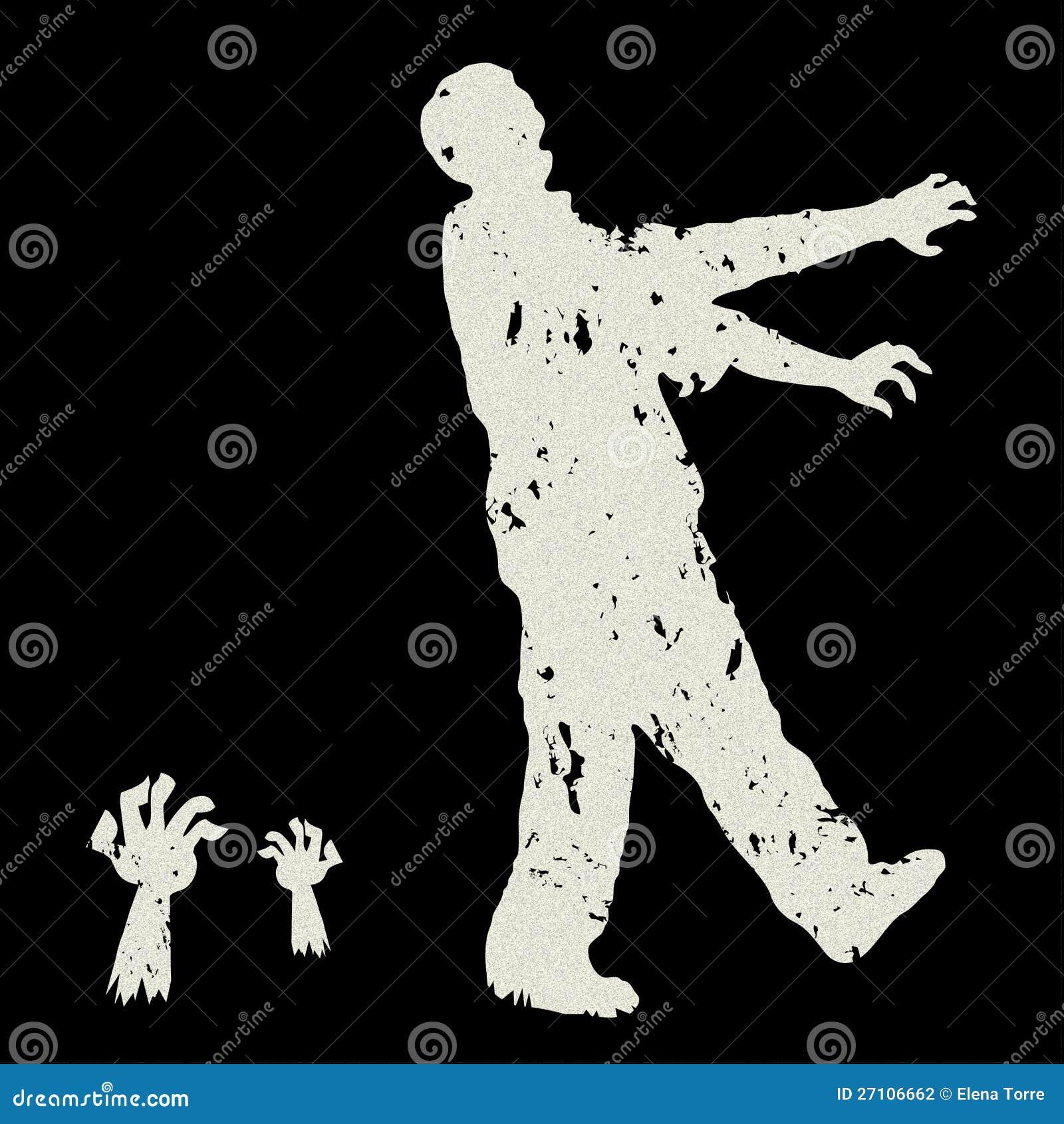 Vecteur de zombi