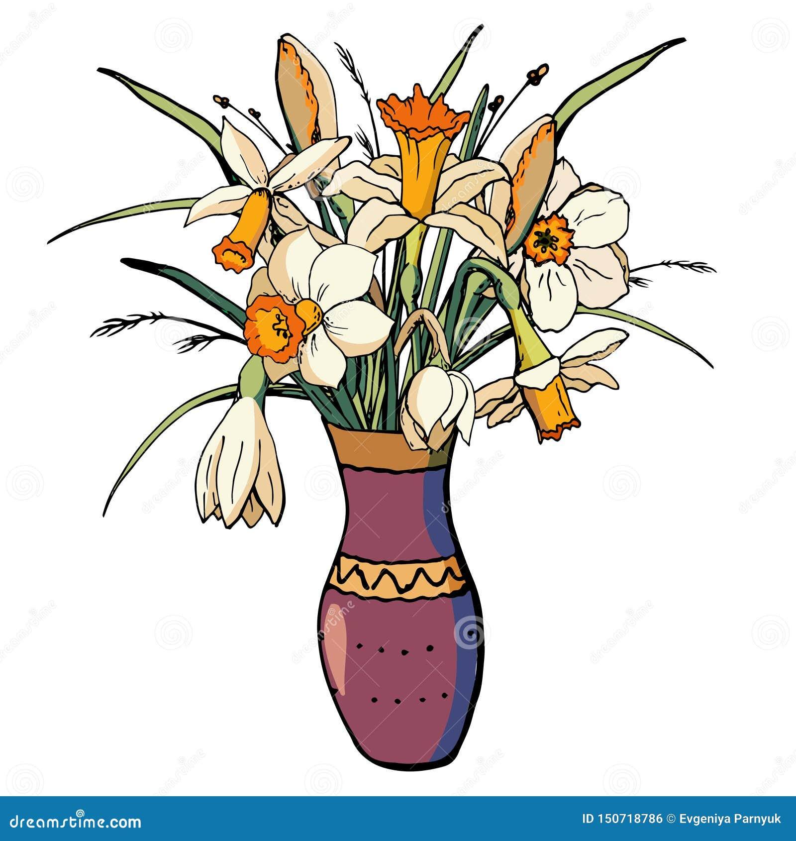 Vecteur floral