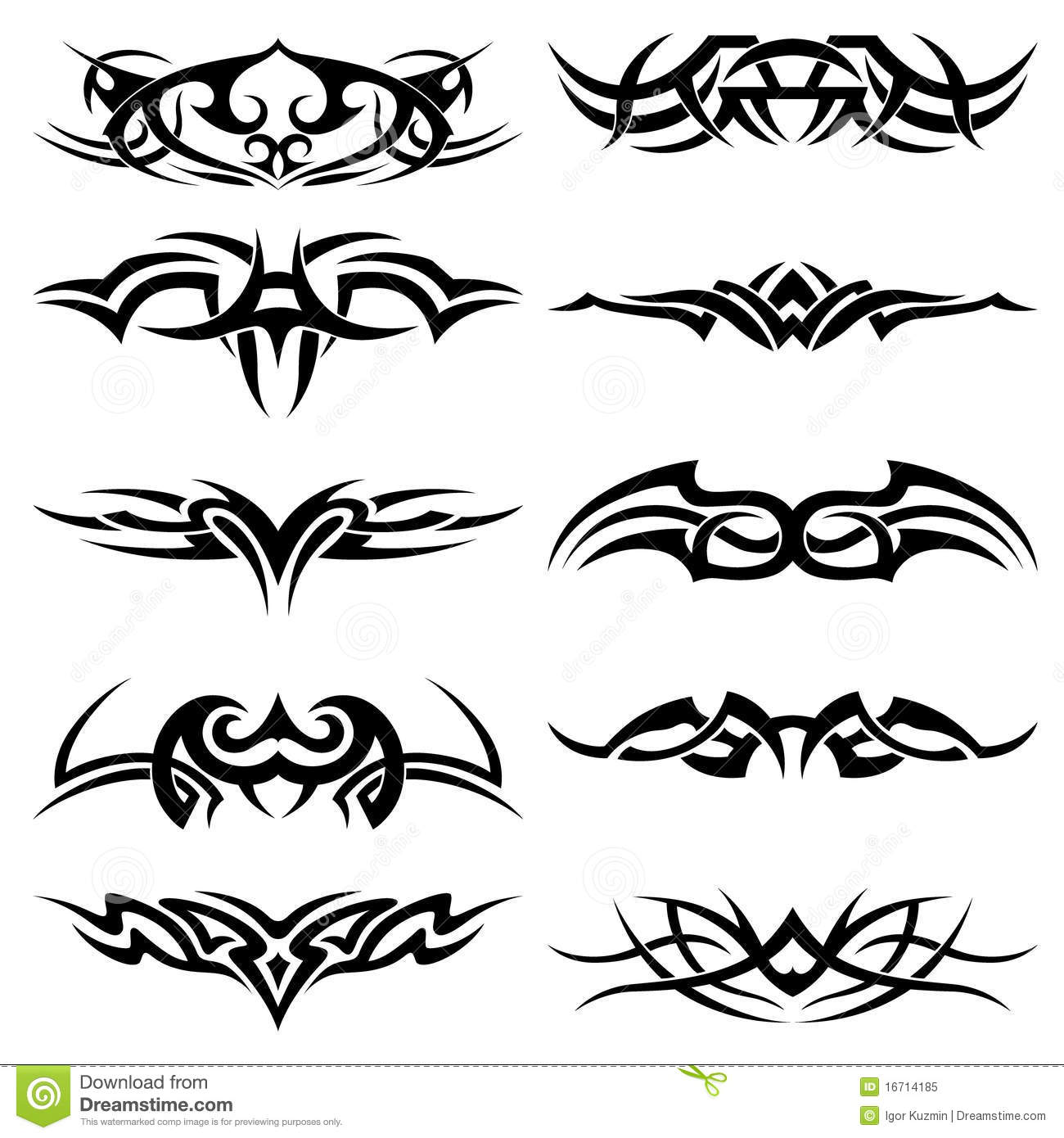 l gant symbols fraternit tatouage tribal