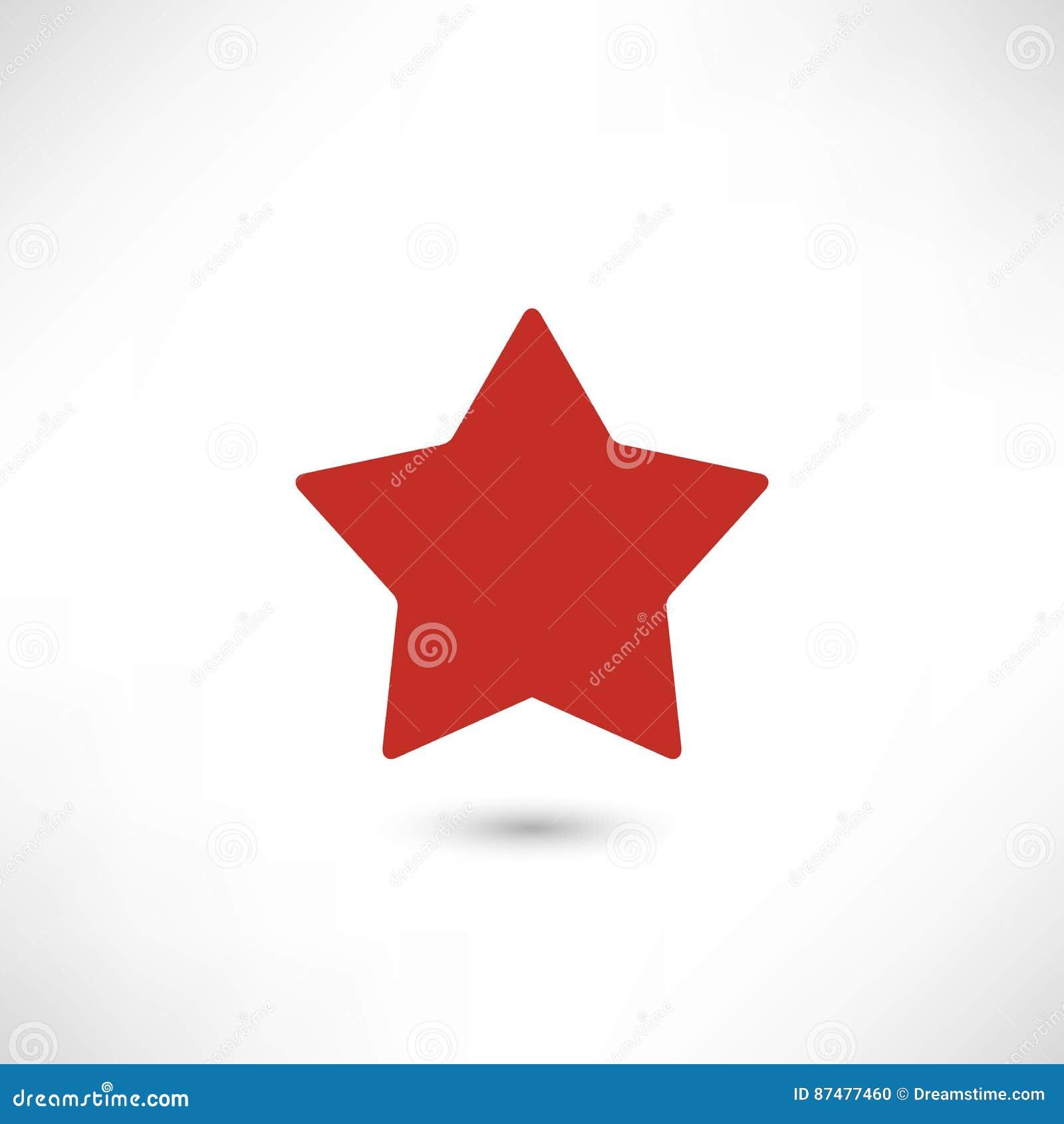 Vector звезда зеленого стекла