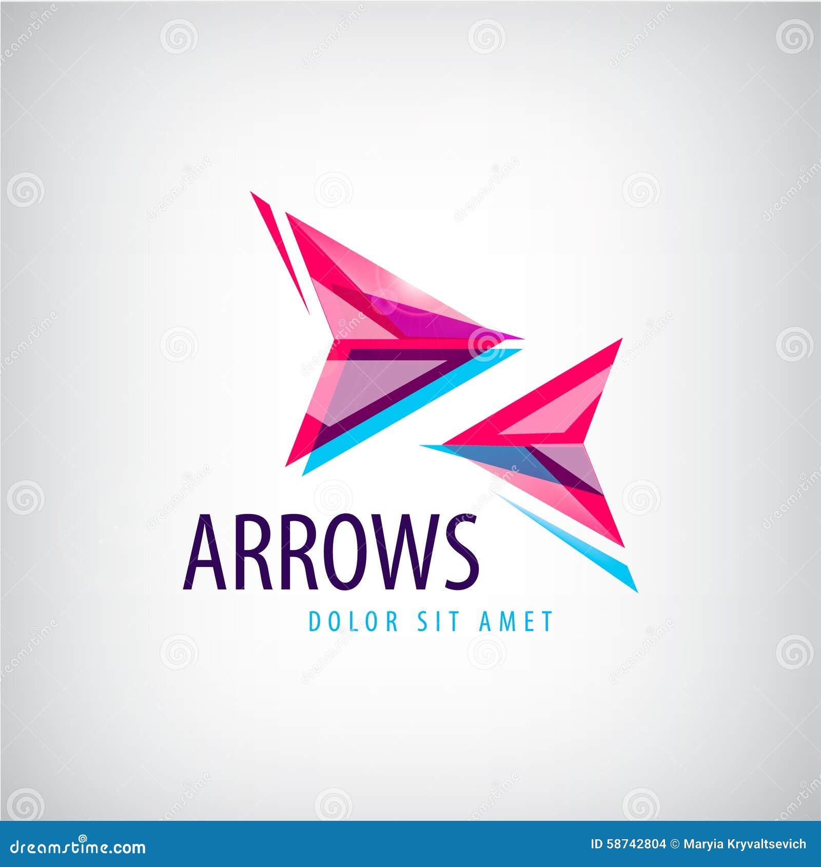 arrows logo vector - photo #21