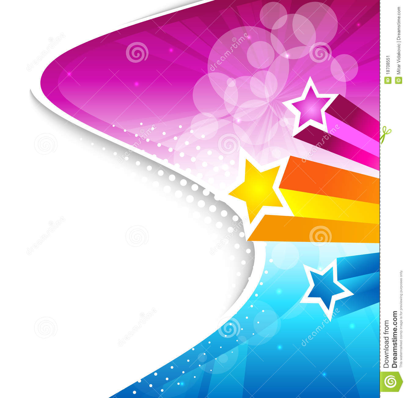vector abstract background stock vector image of dots