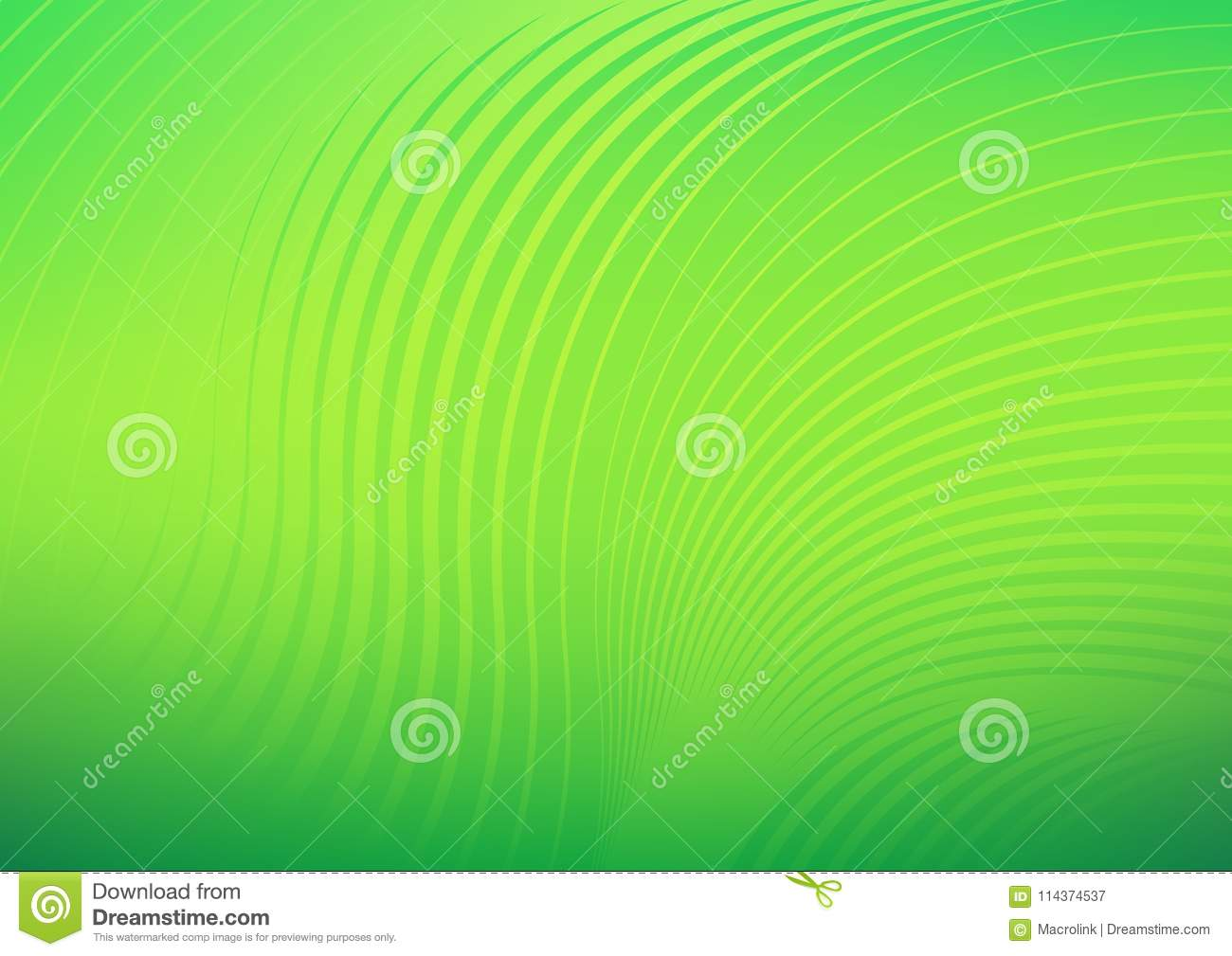 vector abstract background green color. bright nature wallpaper
