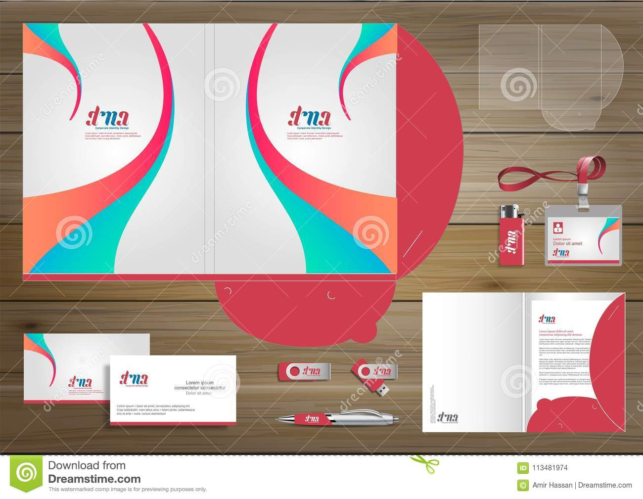 Folder template design for digital technology company element of download folder template design for digital technology company element of stationery people community friends wajeb Choice Image