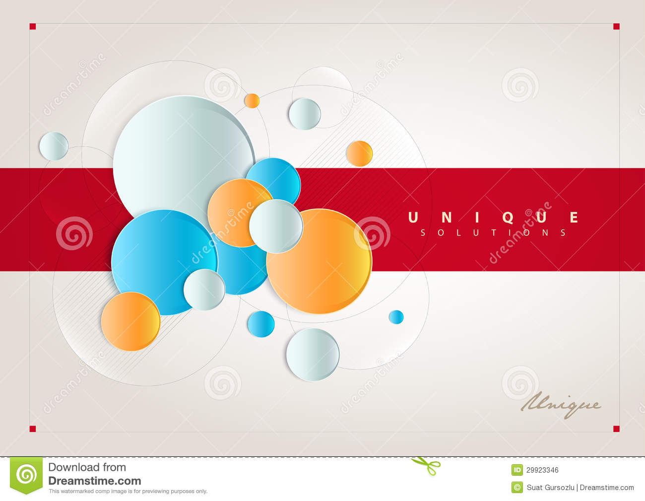 Vector Abstract Design Royalty Free Stock Image Image
