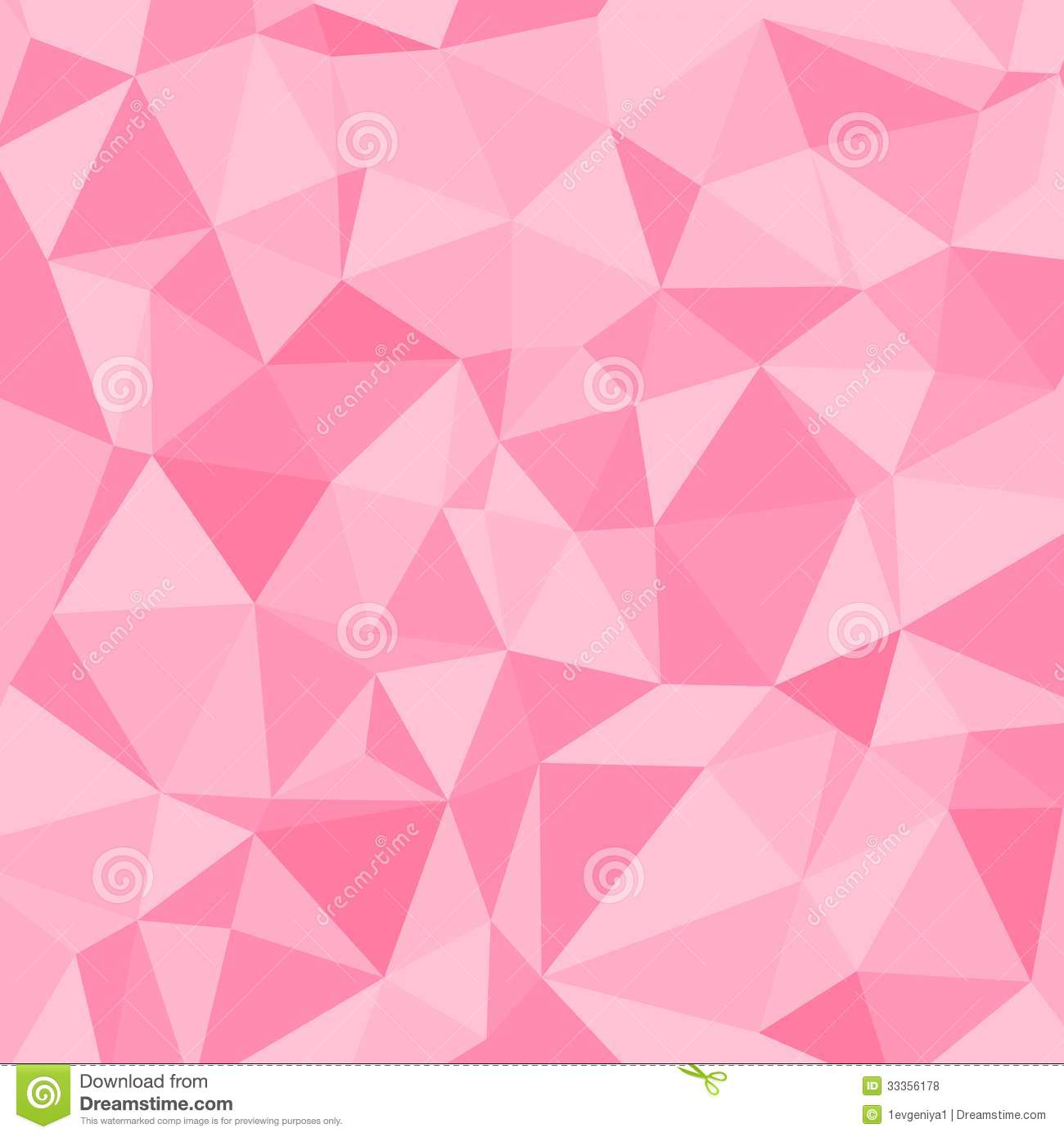 Purple Polygonal Abstract Background: Vector Abstract Polygonal Background Stock Vector