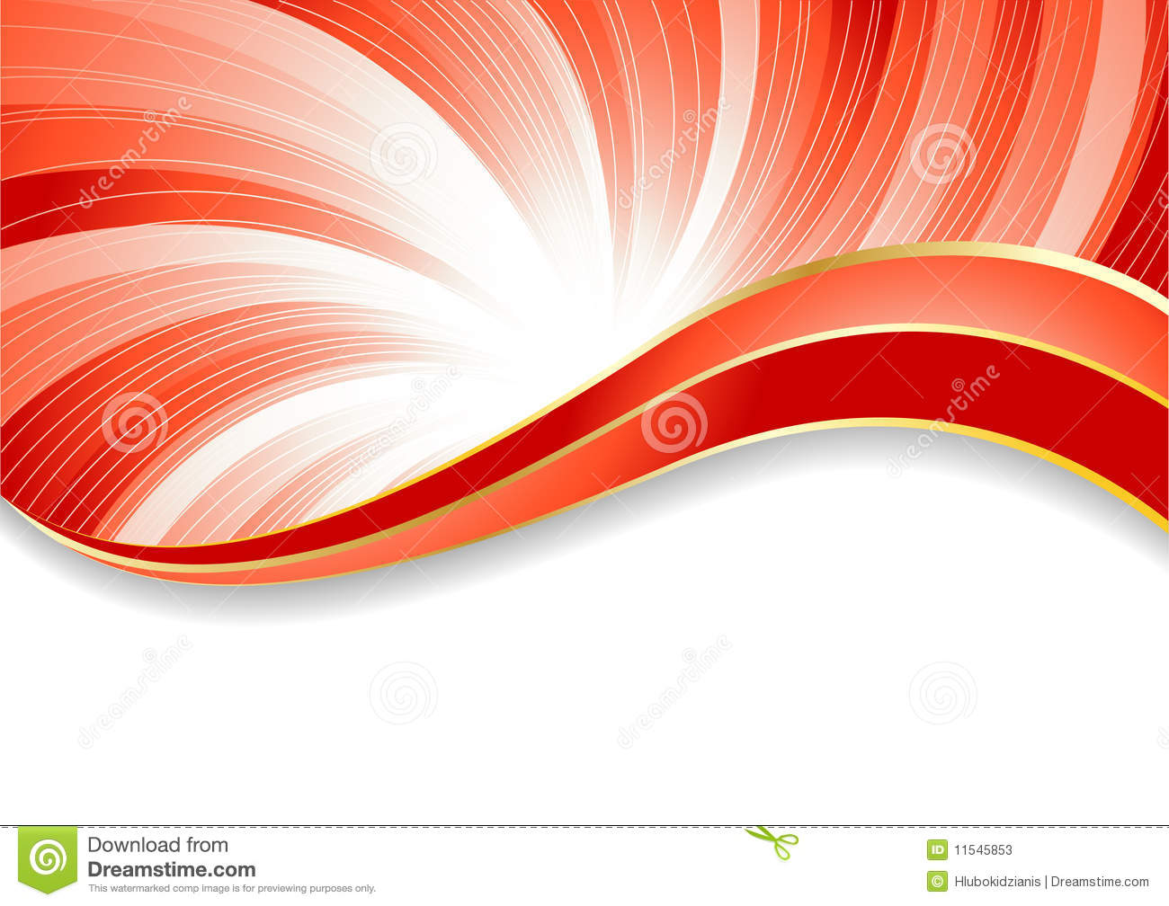 Vector Abstract Red Background Stock Photos Image 11545853