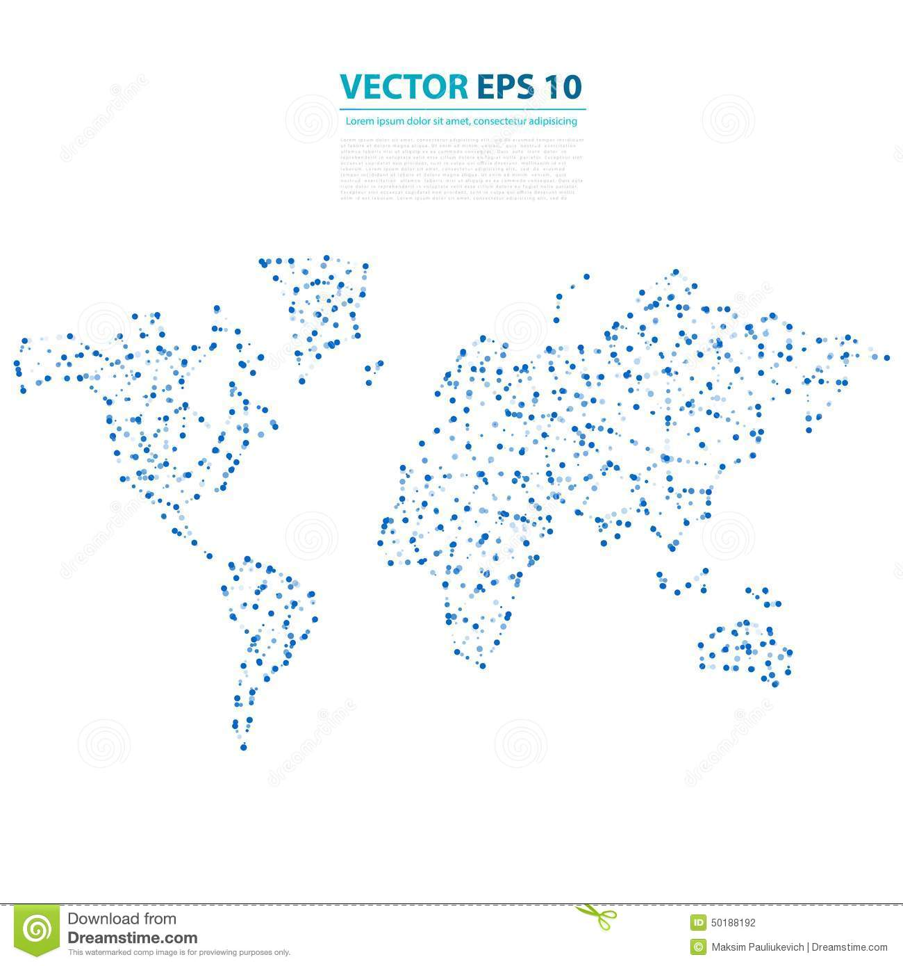 Vector abstract telecommunication earth map stock vector vector abstract telecommunication earth map icon connected gumiabroncs Images