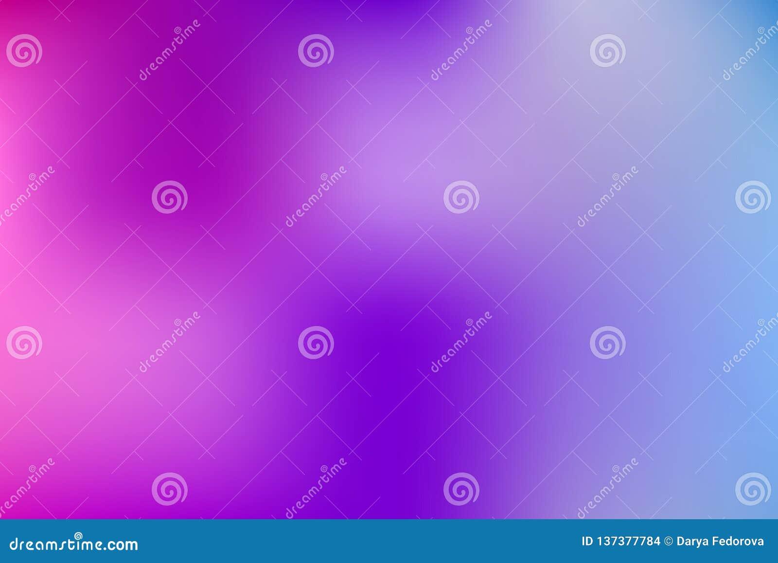 Vector abstracte onduidelijk beeldachtergrond voor webdesign, kleurrijk gradiënt vaag behang