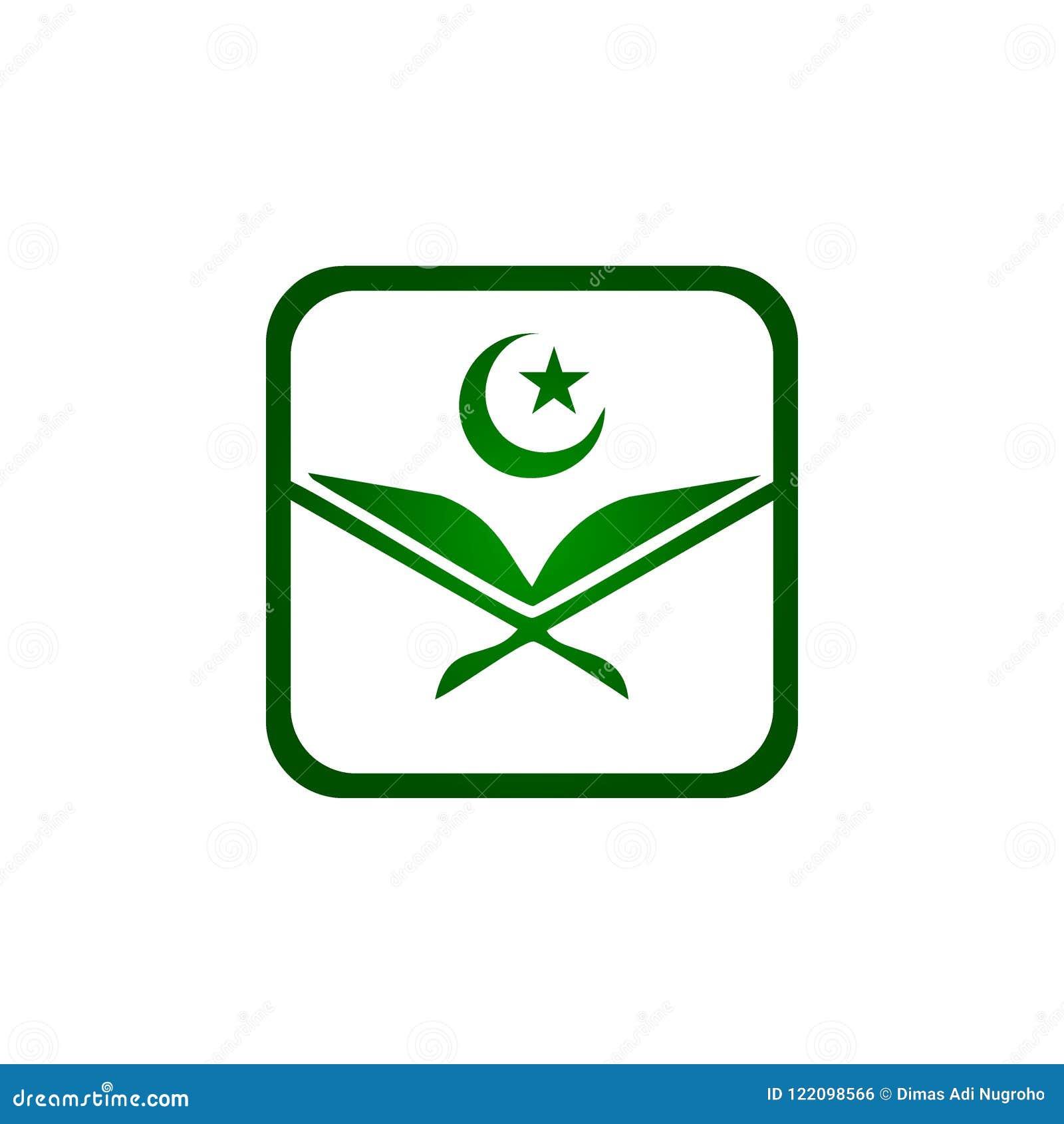 Al Quran Logo Nusagates