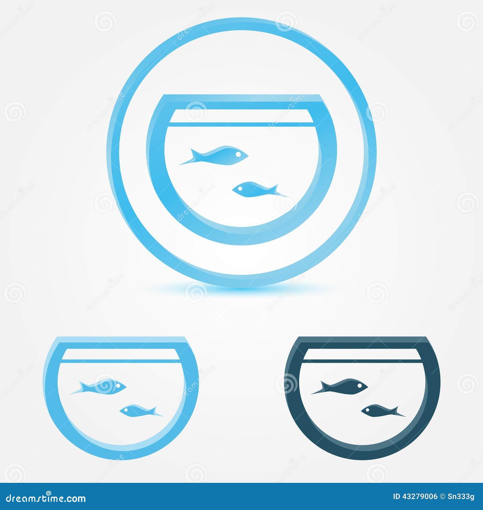 Aquarium fish tank download - Vector Aquarium Fish Tank Icon