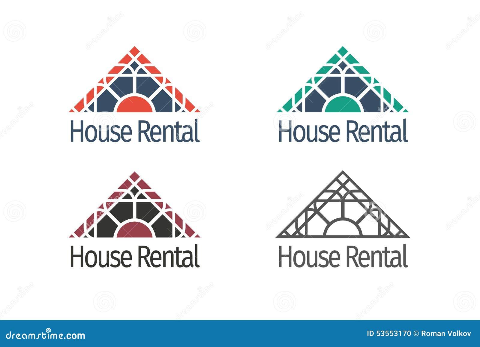 Vector asian logo templates stock vector image 53553170 for Household design agency