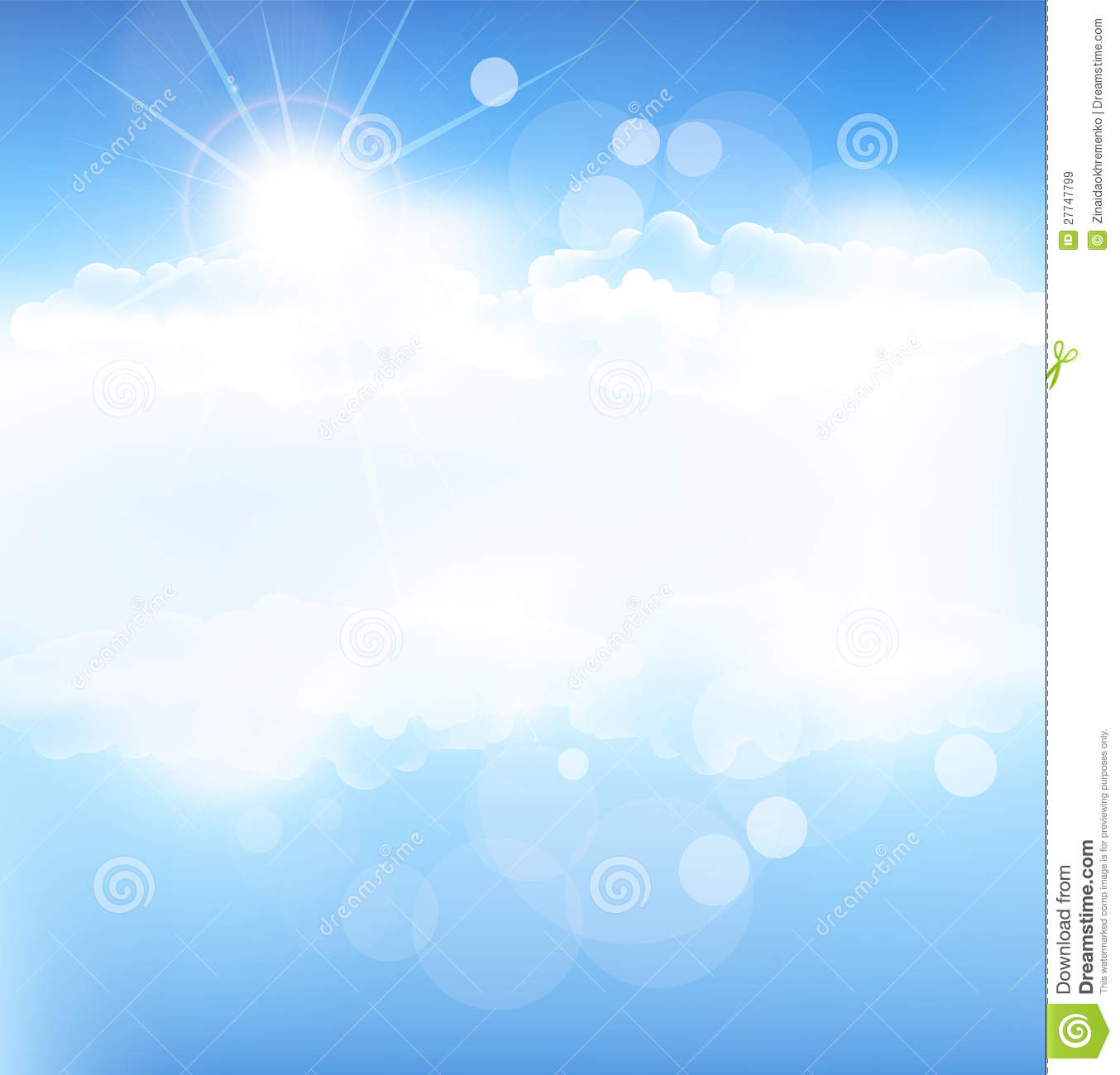 sky blue background vector - photo #3