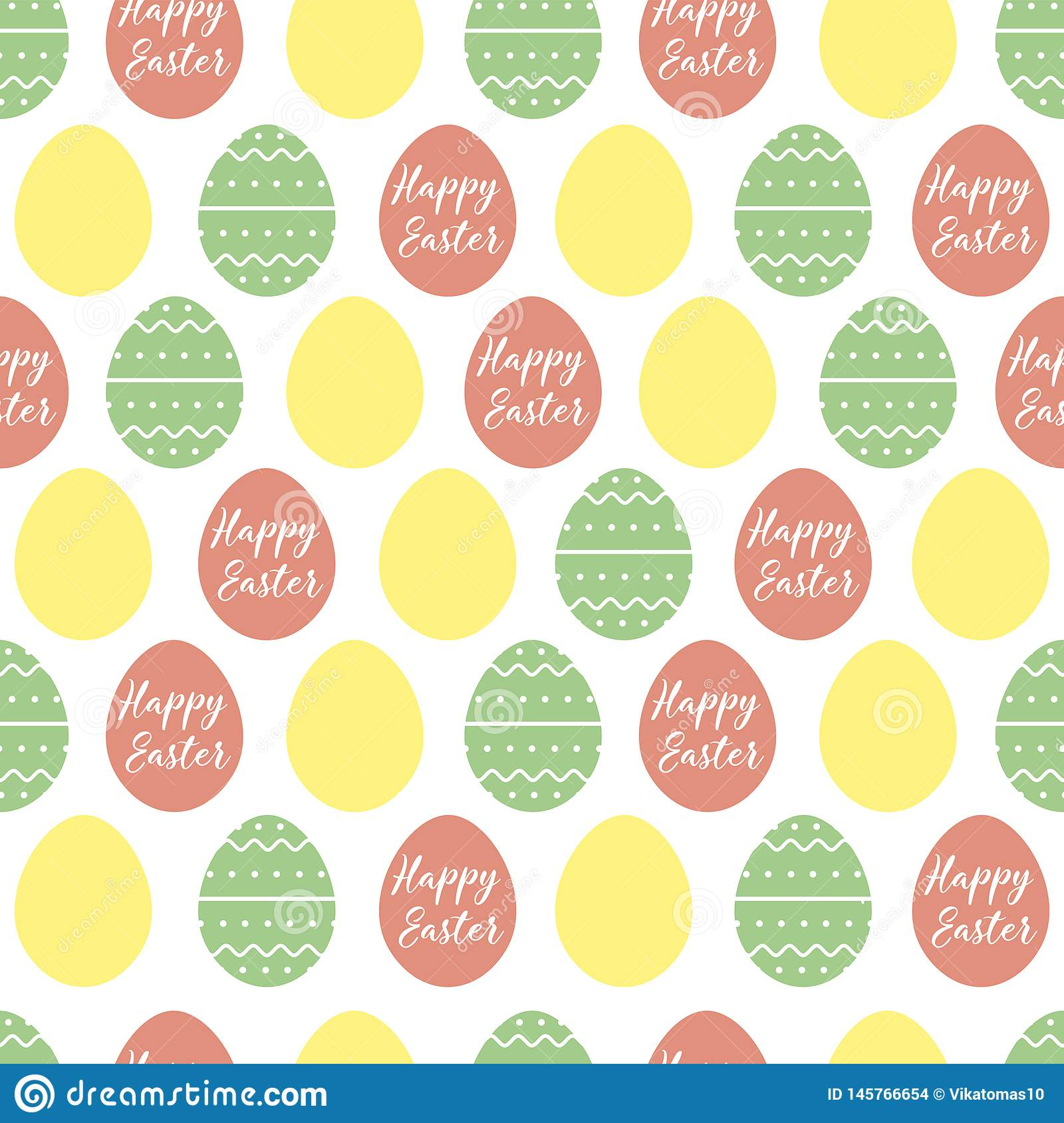 Vector background eggs easter. Festive background with eggs for decor, packaging, design