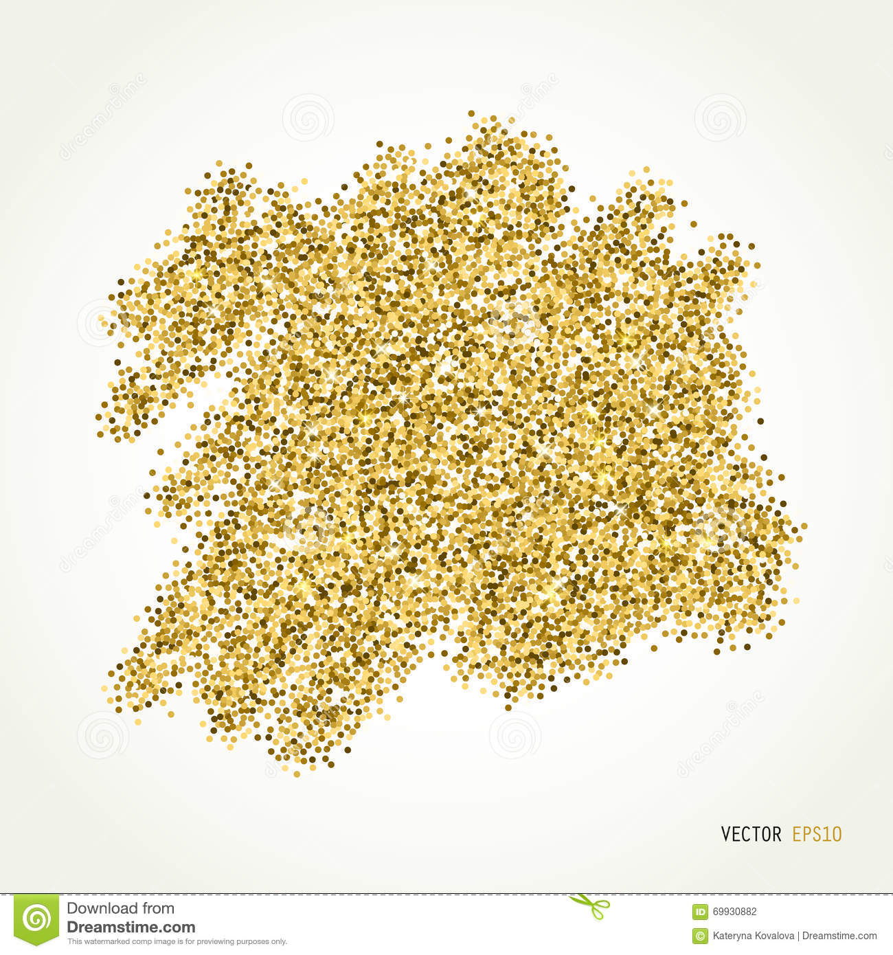 elegance christmas gift card or gift voucher template shiny vector background gold glitter stock photography