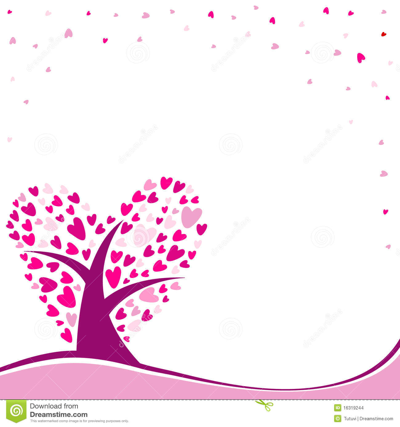 Rose Clipart Vector Free