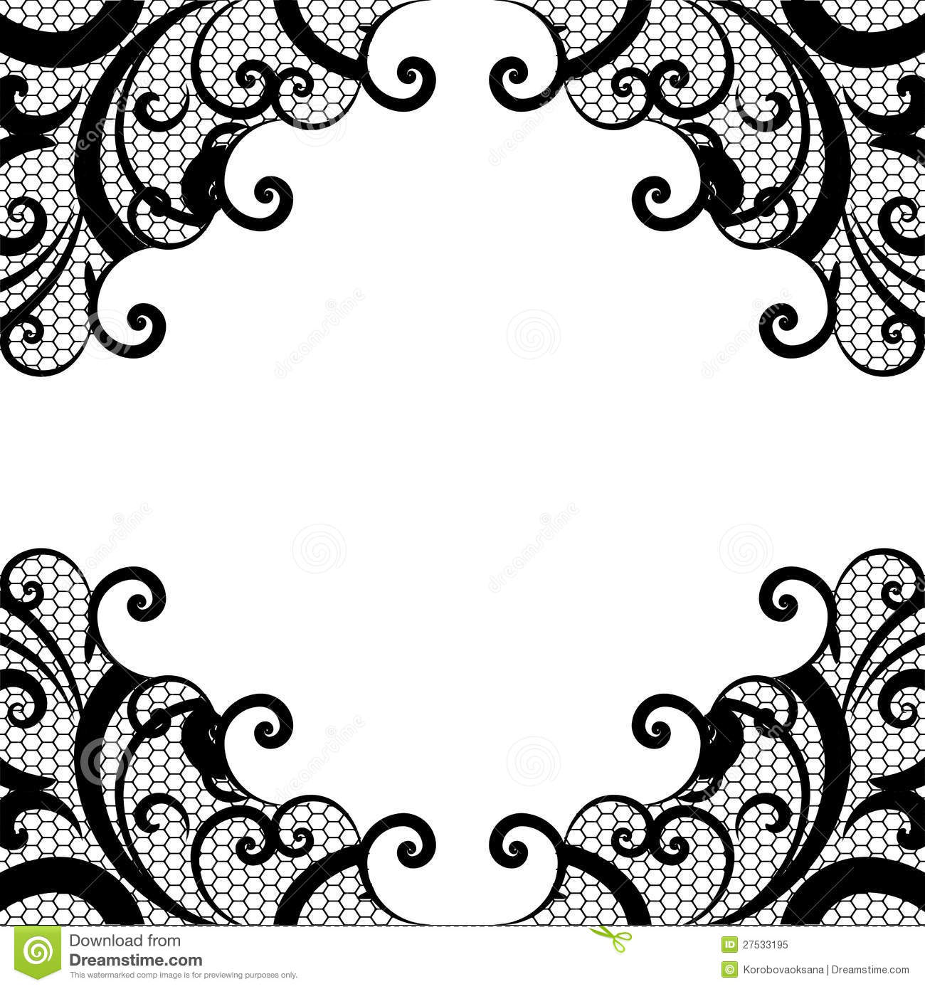 vector background lace stock vector illustration of drawing 27533195 rh dreamstime com lace vector free illustrator lace vector clip art free