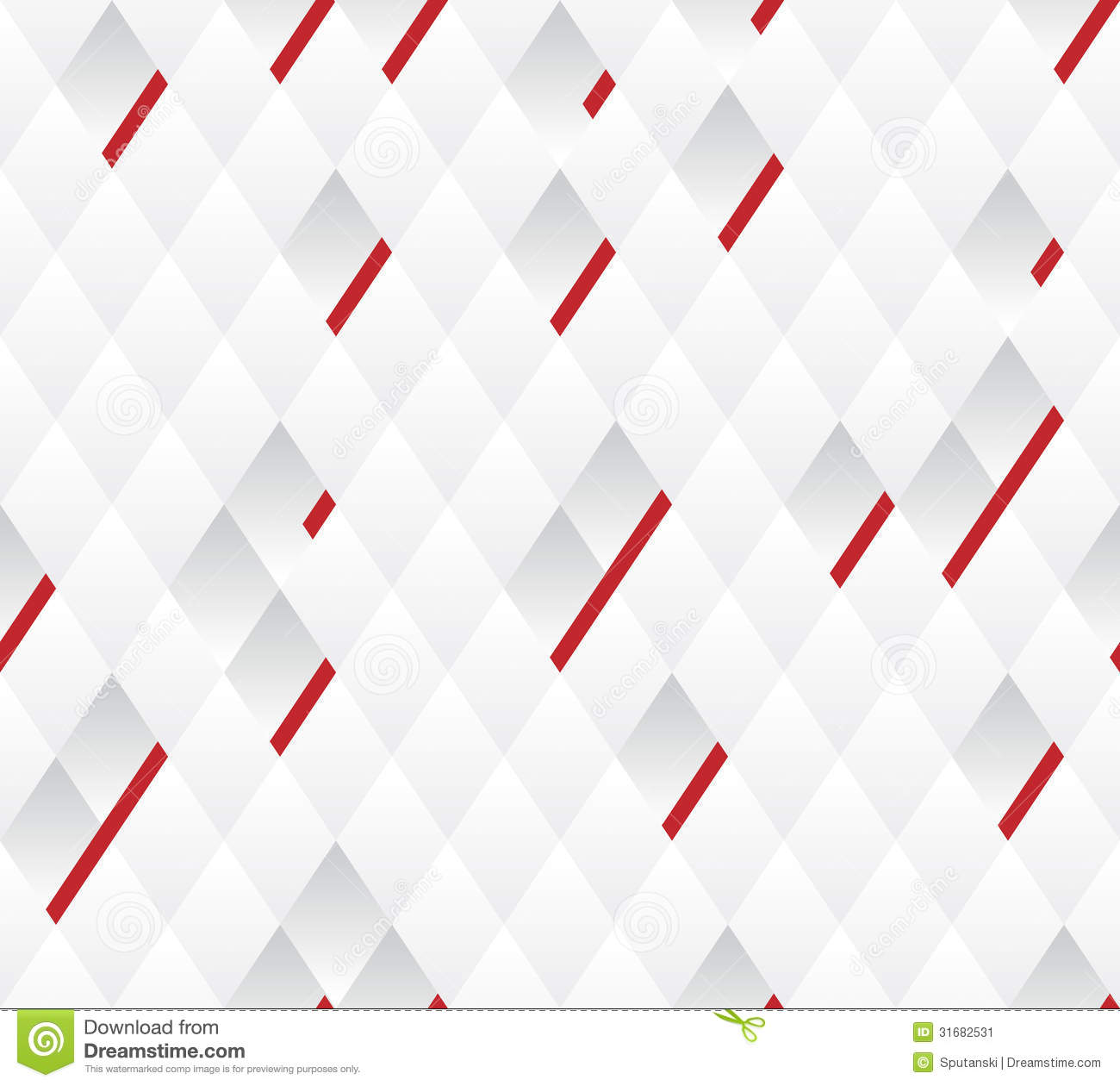 Vector Background, White And Gray Geometric Pattern Width ...