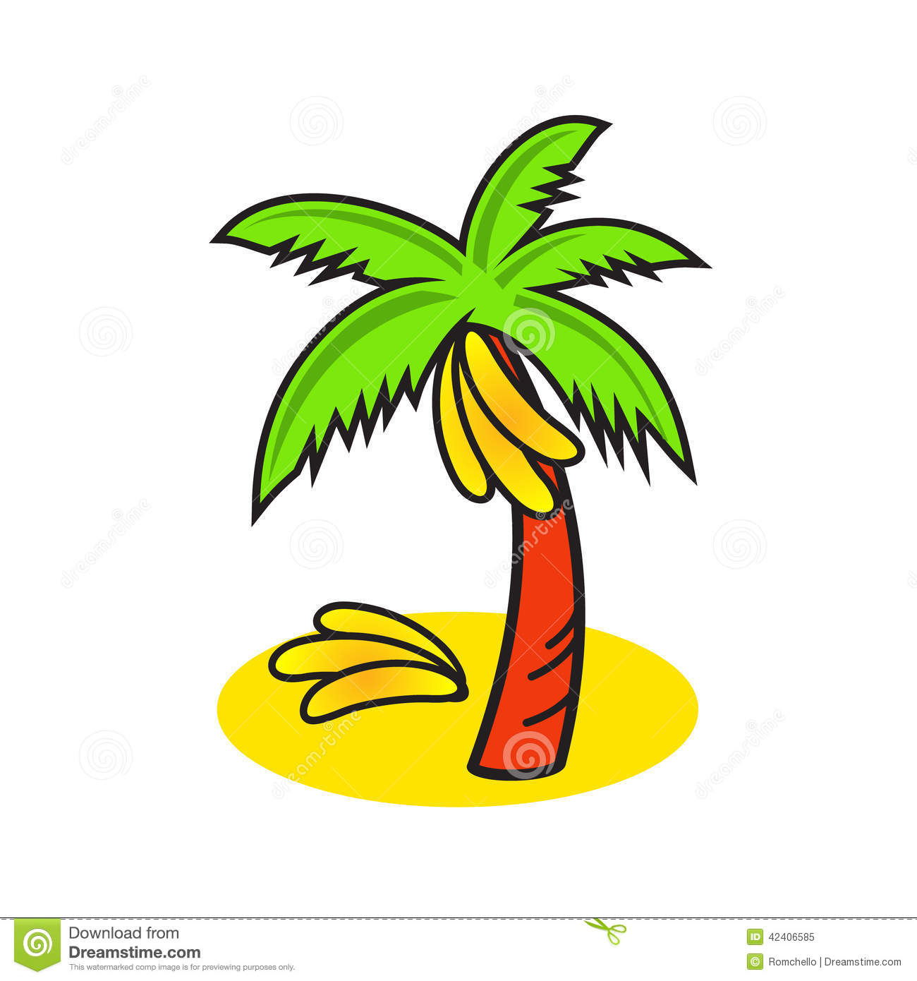 Natural Food For Palm Trees