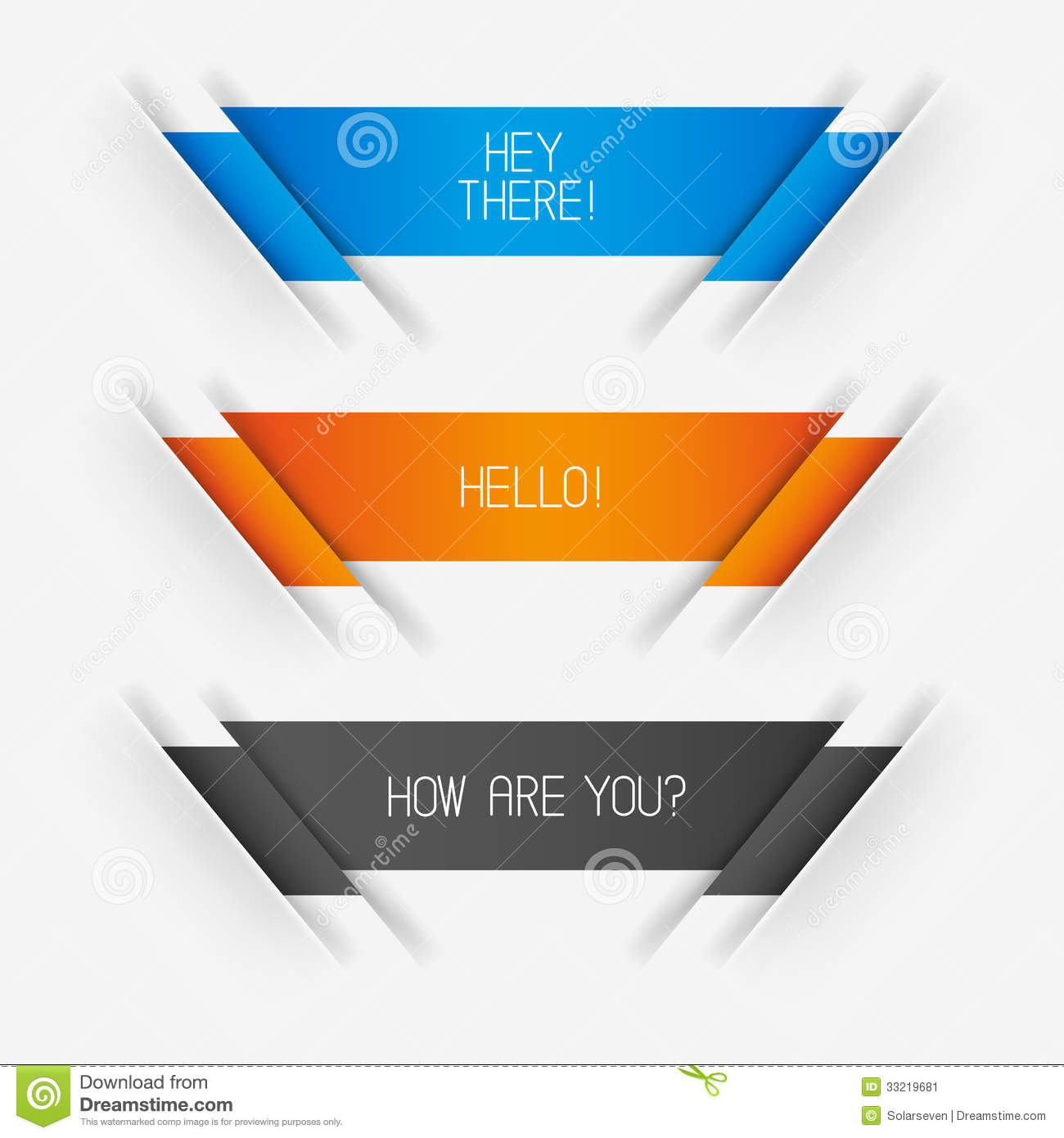 vector banner designs stock image image 33219681