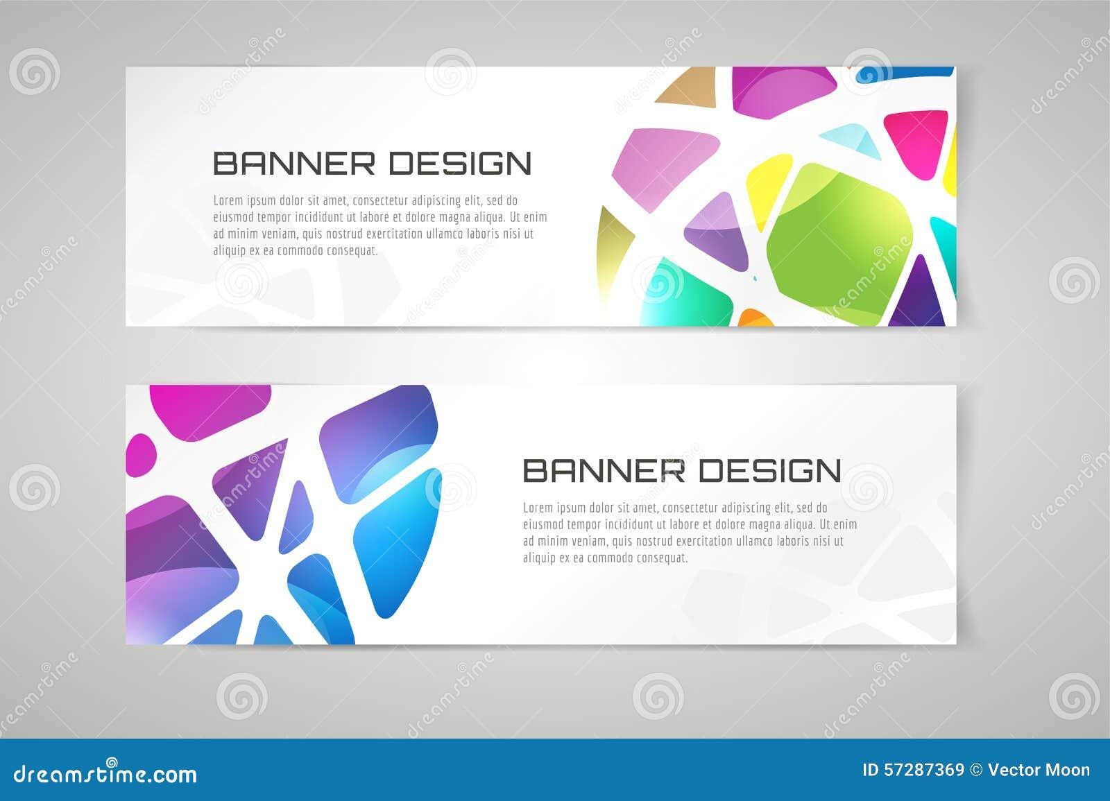 Design vector banner - Arrows Banner Creative Design